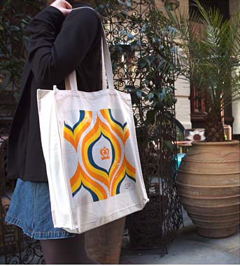 the estate of things chooses tote bag